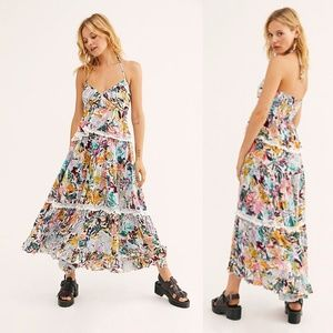 Free People Kahlo Printed Set